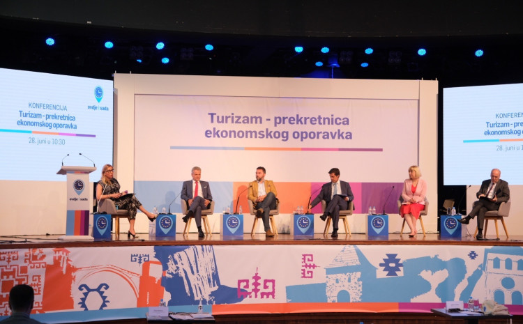 """Konferencija """"Turizam kao prekretnica ekonomskog oporavka"""""""