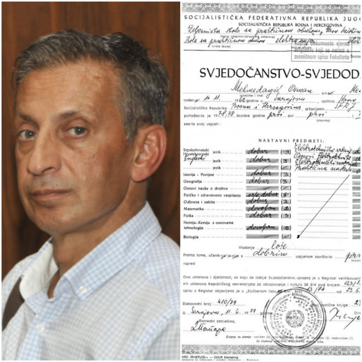 Mehmedagić: How he enrolled in college with vocational school