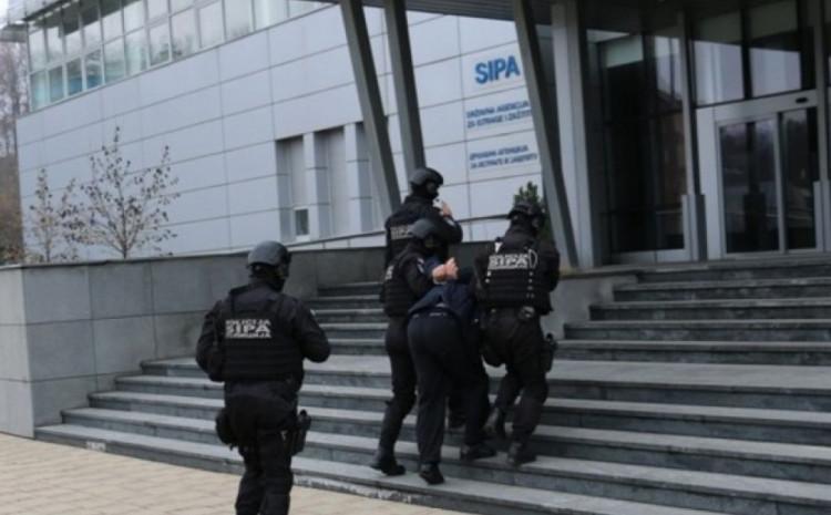 Pripadnici SIPA-e uhapsili jednu osobu