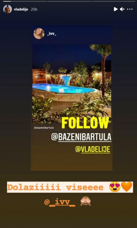 Objava na Instagramu