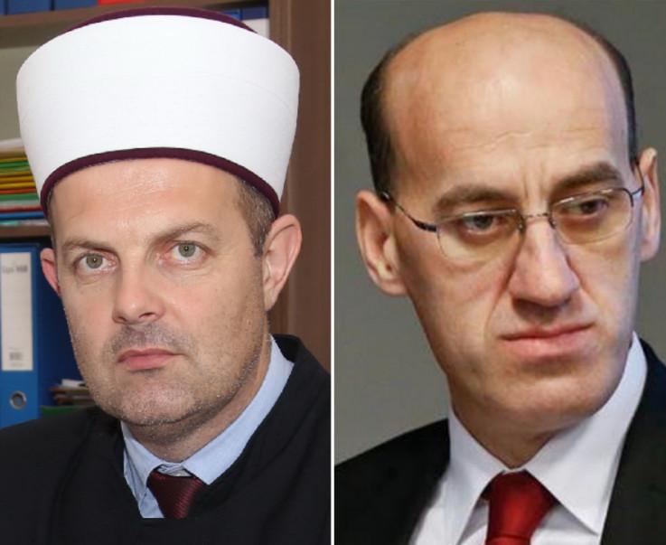 Sadik ef. Fazlagić i Ramiz Salkić