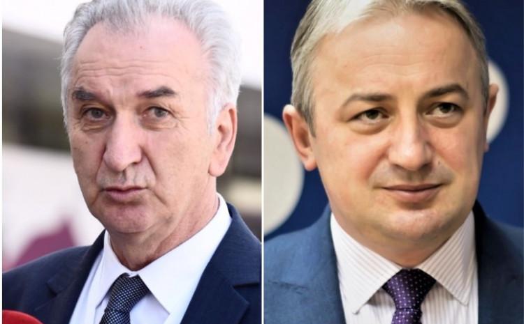 Šarović i Borenović: Istakli značaj poštenih izbora