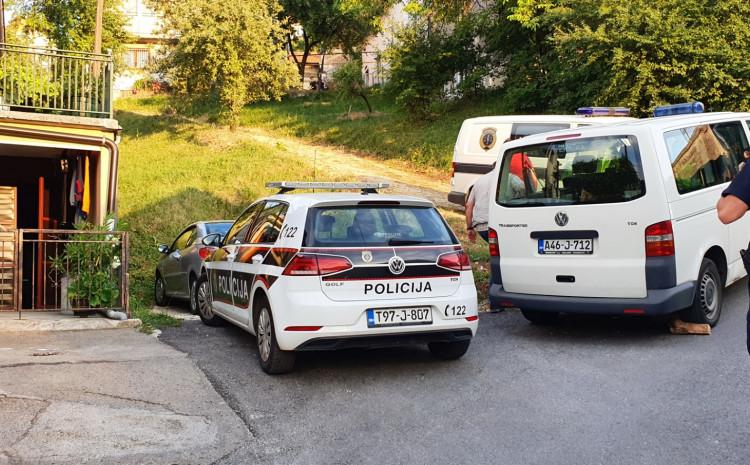 Policija na uviđaju