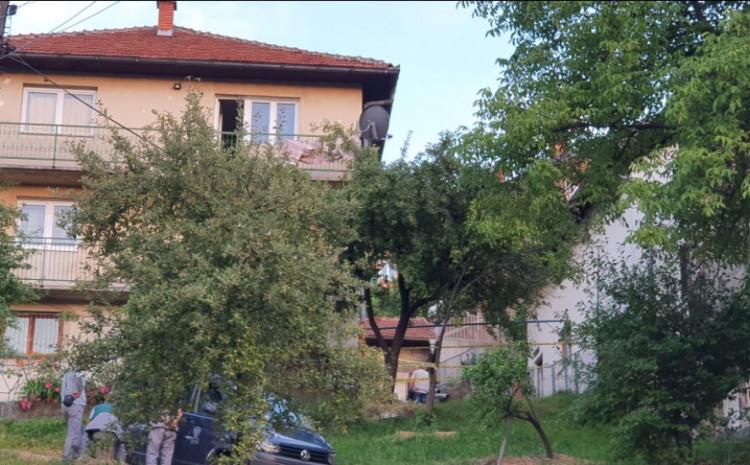 Zločin se desio u dvorište kuće u Boljakovom Potoku