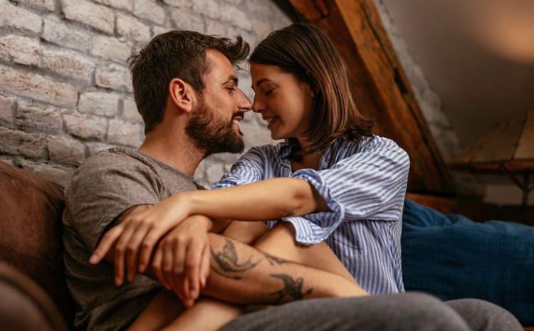 Pažljivi ljubavnici cijene dodir i izvan spavaće sobe