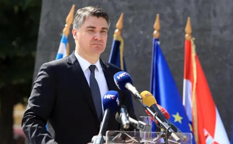 Predsjednik Hrvatske Zoran Milanović dolazi u posjetu BiH, zaobilazi Sarajevo 873x400