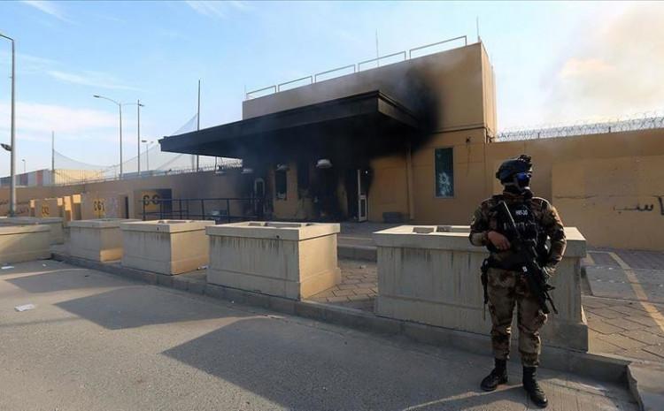 Američka ambasada u Bagdadu