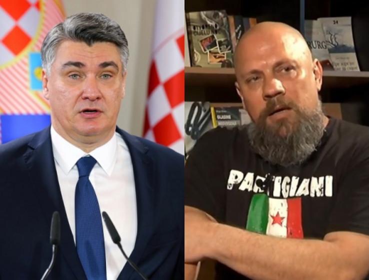Zoran Milanović i Boris Dežulović