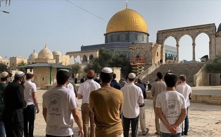 122 izraelska doseljenika provalila u džamiju Al-Aksa
