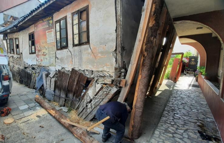 Vlasnik drugog objekta podupire kuću