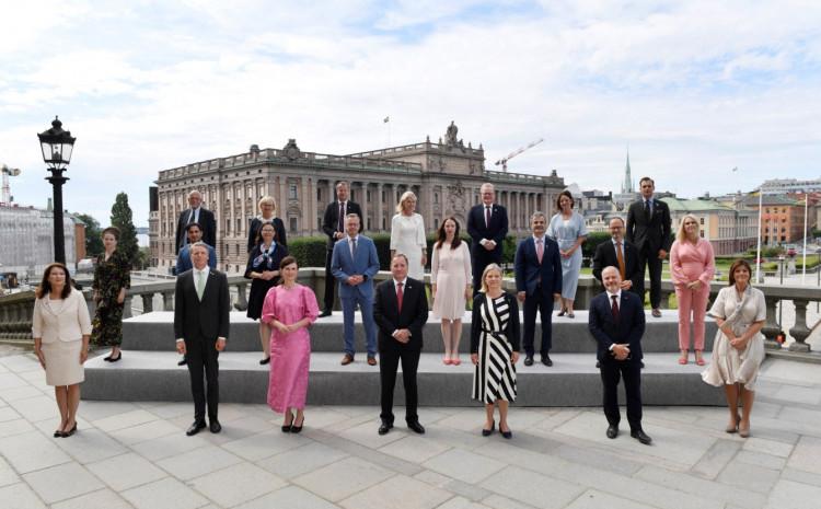 Novi-stari sastav vlade
