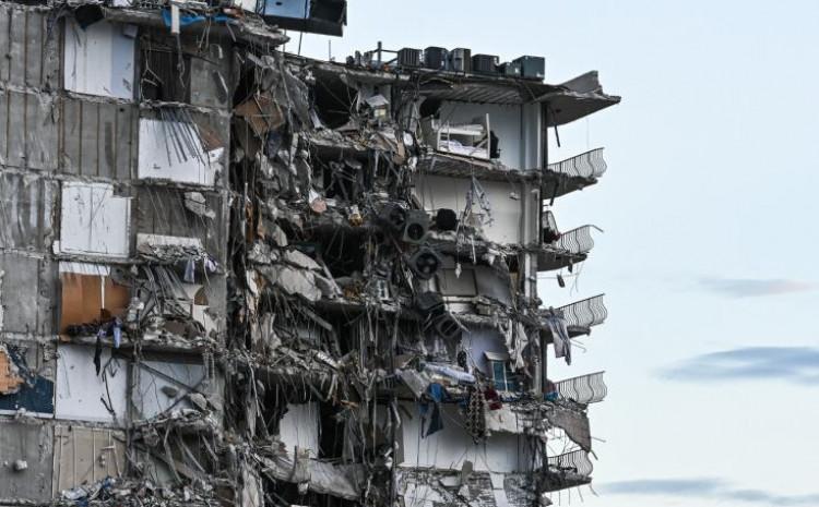 Zgrada se srušila 24. juna