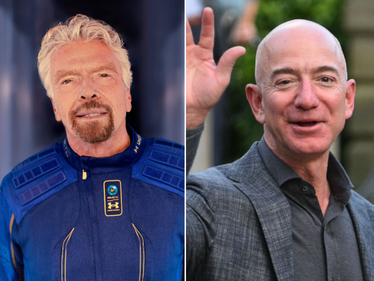 Brenson i Bezos