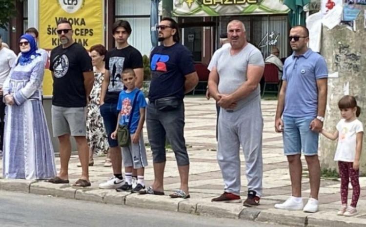 Građani odali počast ubijenim Srebreničanima