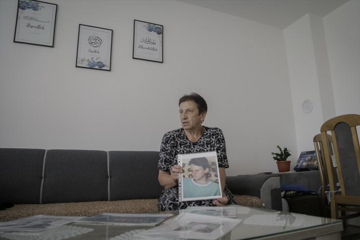 Mirsada Malagić jedna je od hiljadu majki kojima su u srebreničkom genocidu ubijena djeca