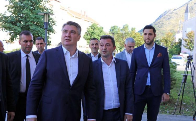 Milanović se susreo s Kordićem