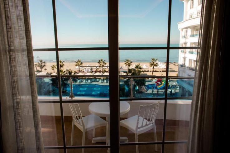 """Hotel """"Grand blue Fafa"""" trenutno je najveći u Albaniji"""