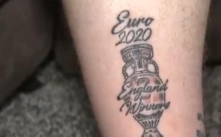 Tetovažom nasmijao mnoge