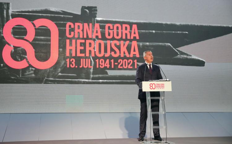 Đukanović: Moramo se boriti i izboriti za svoje mjesto u Evropi