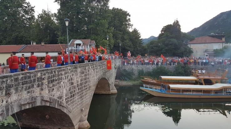 S proslave u Virpazaru