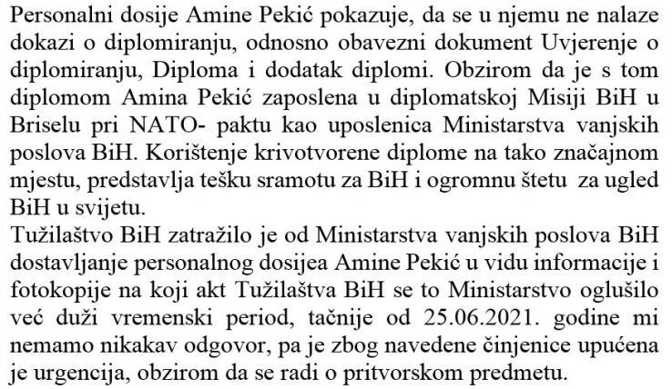 Uhićen Izetbegovićev najbliži suradnik Osman Mehmedagić Osmica, direktor OSA-e W873