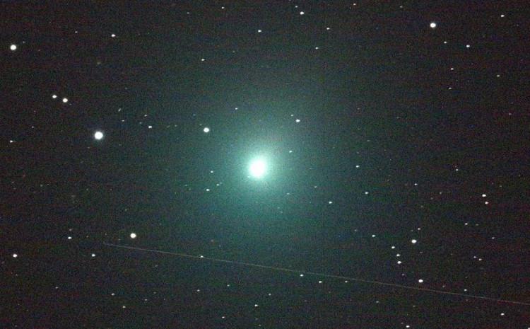 Kometa 46P / Wirtanen