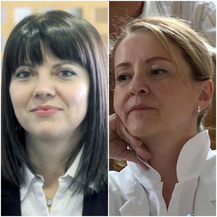 Sabina Sarajlija i Sebija Izetbegović