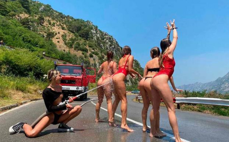 Pritekle vatrogascima u pomoć