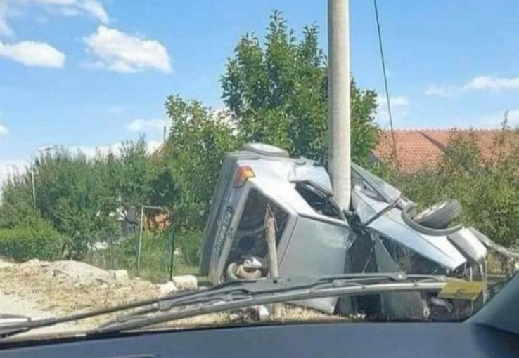 Nesreća se desila na putu Bihać-Cazin