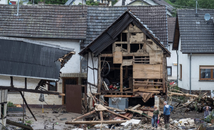 Užasne poplave pogodile Njemačku i Belgiju