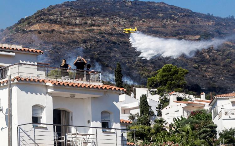 Španija: Požar opustošio više od 400 hektara šume
