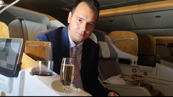 Aleksa Balašević pozvan u Zambiju