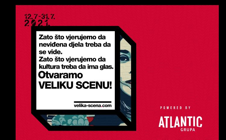 Regionalna web platforma Velika Scena promovira mlade umjetnike i kreativce