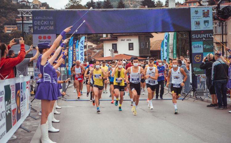 Na stazama uspjeha – 750 trkača vratilo olimpijski duh Sarajevu