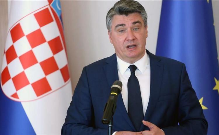 Milanović: