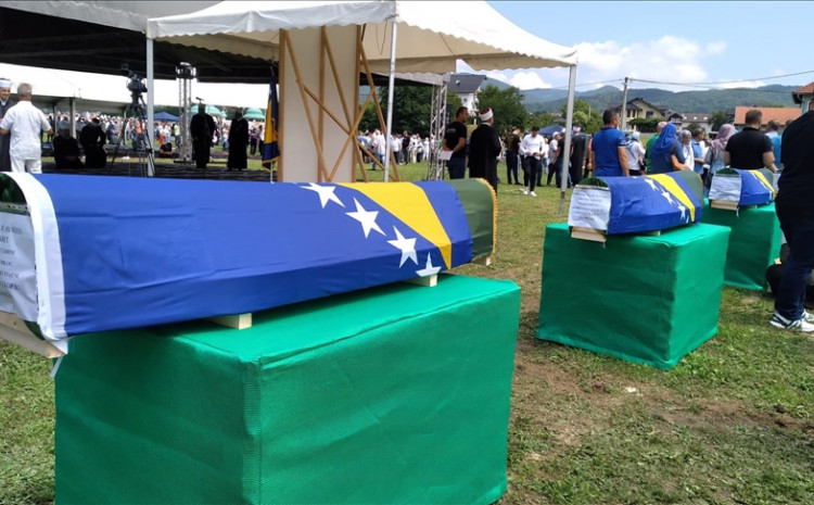 U Memorijalnom centru Kamičani u Kozarcu bit će klanjana 25. kolektivna dženaza