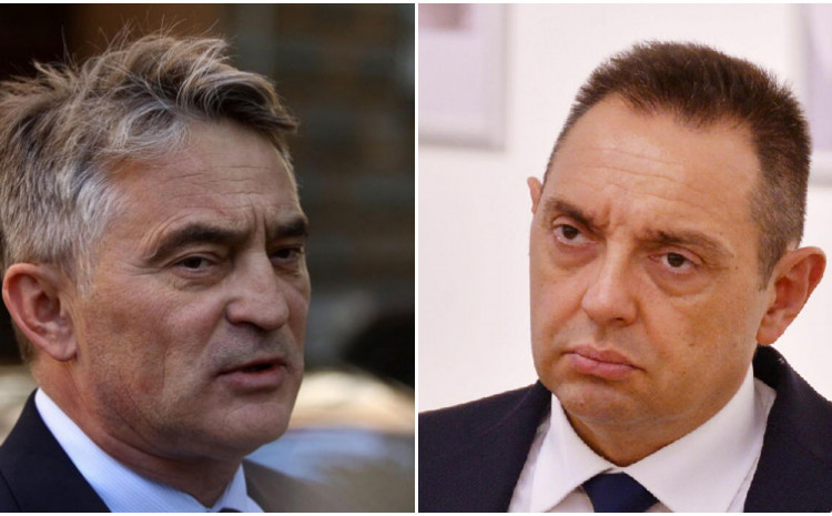 Željko Komšić reagirao na izjave Aleksandra Vulina