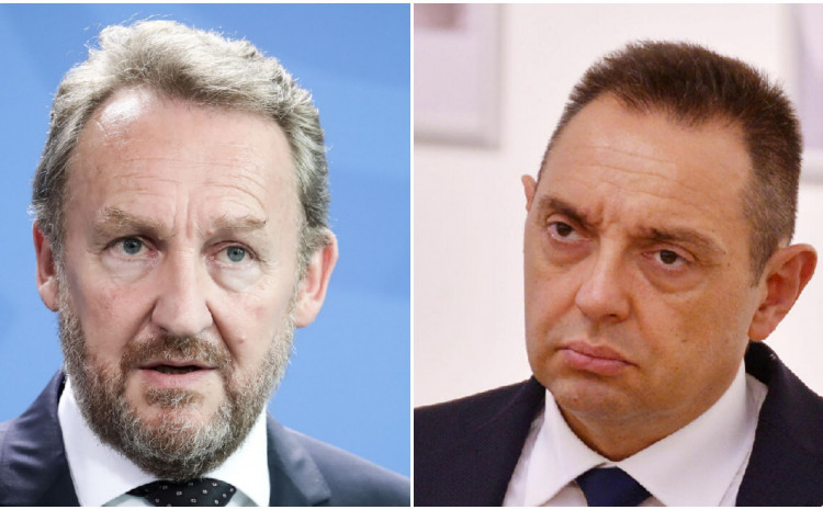 Izetbegović reagirao na izjave Vulina