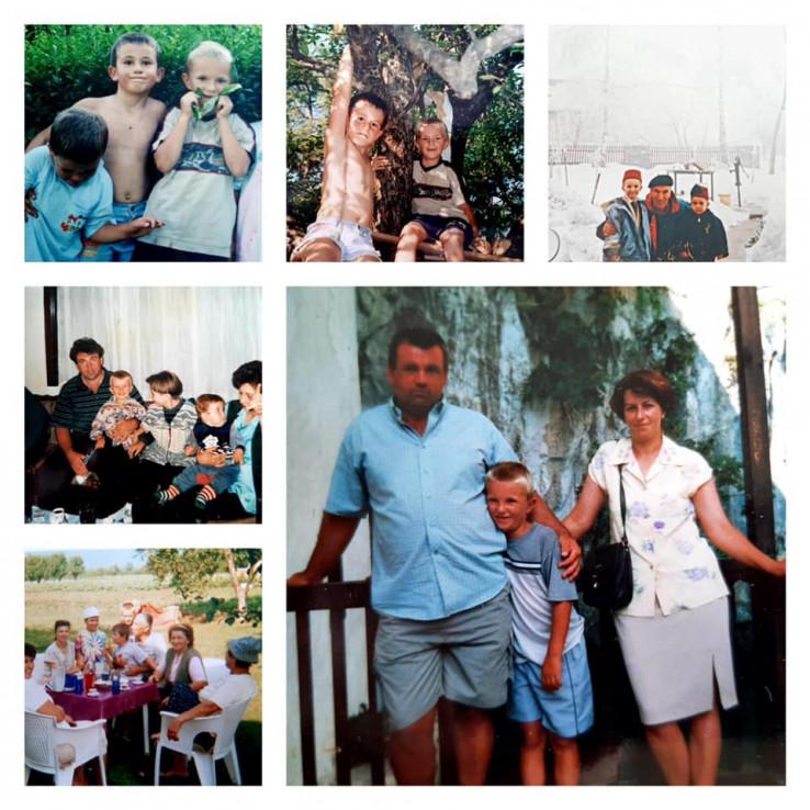 Iz sretnih dana porodice Memić