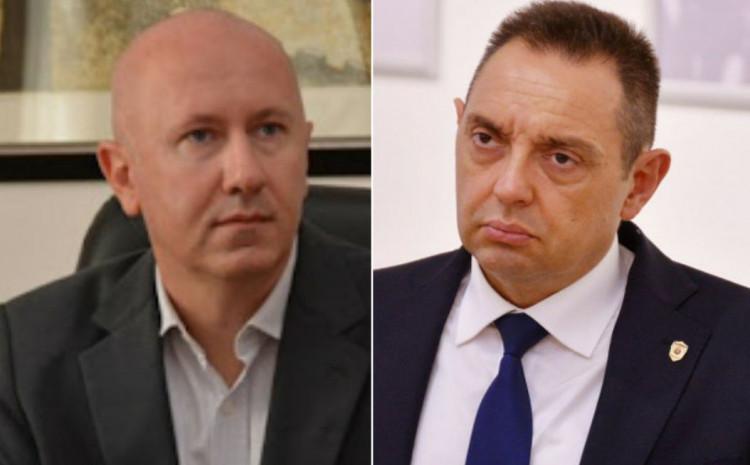 Dunović odgovorio Vulinu: Omalovažavanje institucija BiH
