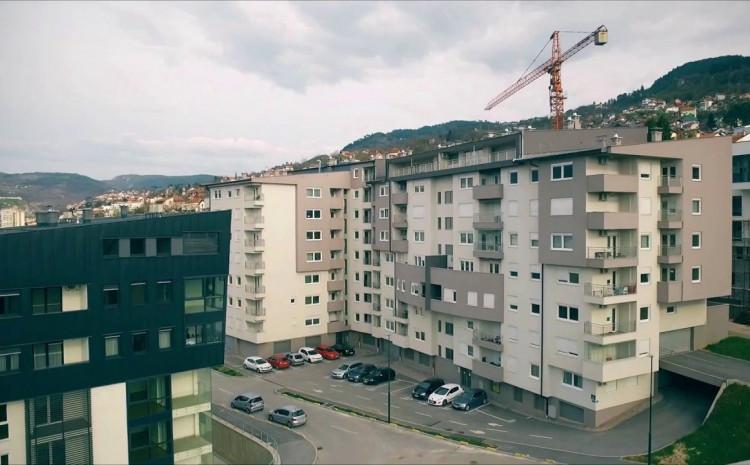 Prosječna cijena stana u Federaciji iznosi 1.600 KM po kvadratu