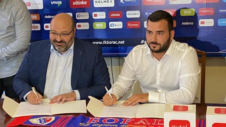 Čast je i veliko zadovoljstvo da budemo deo priče koja se zove Fudbalski klub ,Borac