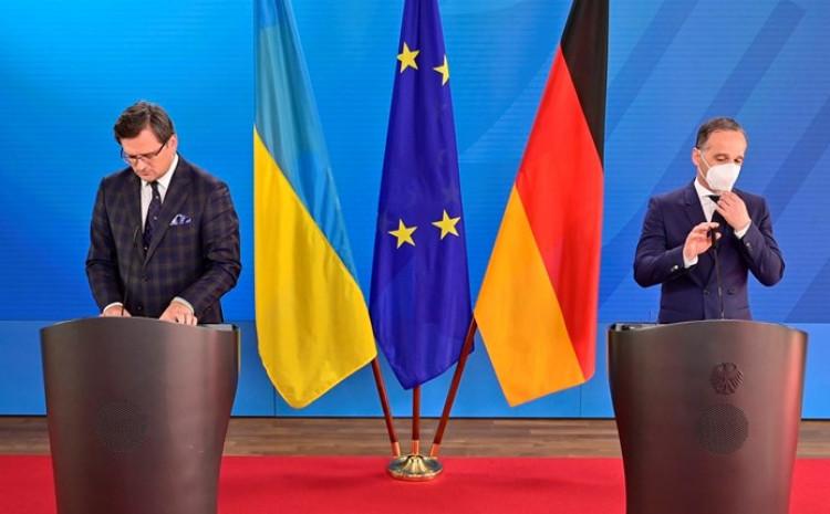 Ukrajina službeno inicira konsultacije s Evropskom komisijom i Njemačkom