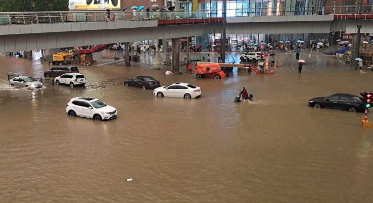 Poplavljeni gradovi