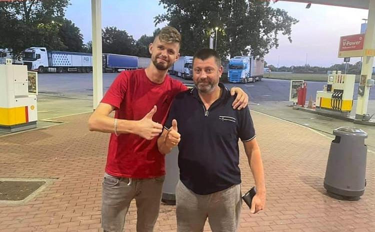 Sa susreta Mujakića i Varanita: Učinjeno dobro djelo