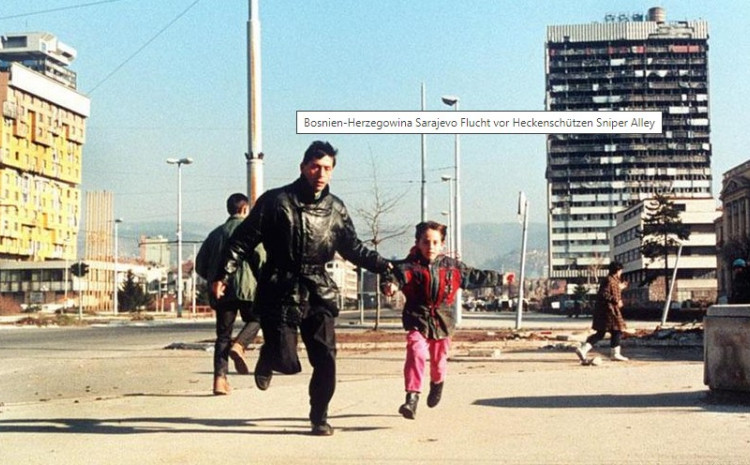Sarajevo: Na današnji dan prije 28 godina palo je 3.777 granata