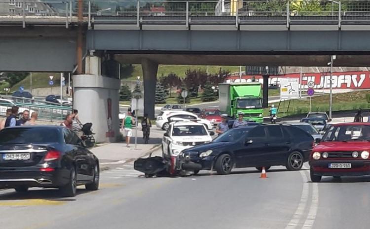 Saobraćajna nesreća u Zenici: Nema informacija o povrijeđenim