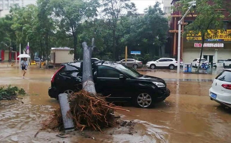 More than 1.2 million people have been affected by the flood