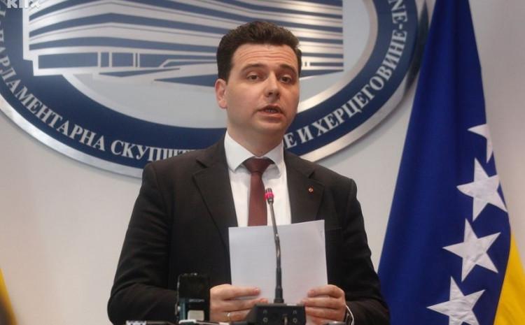 predloženo formiranje tri izborna područja uvod u segregaciju