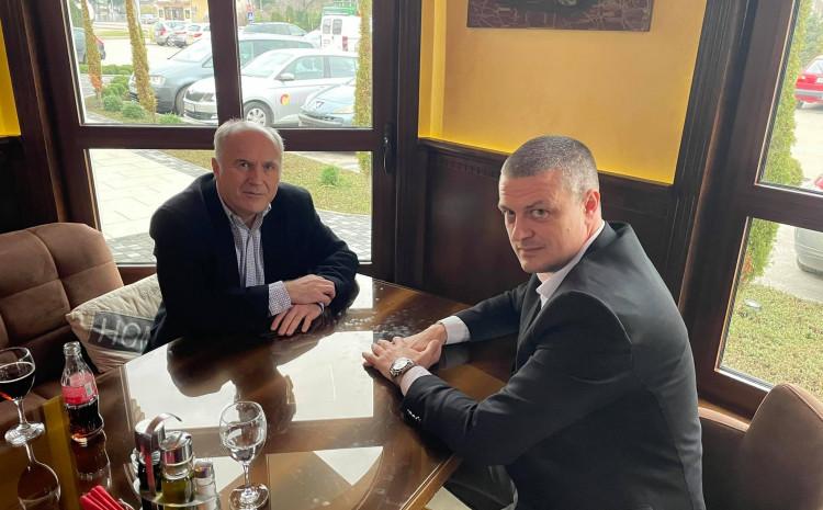 Valentin Incko i Vojin Mijatović